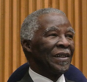 Mbeki defends his axing Pikoli