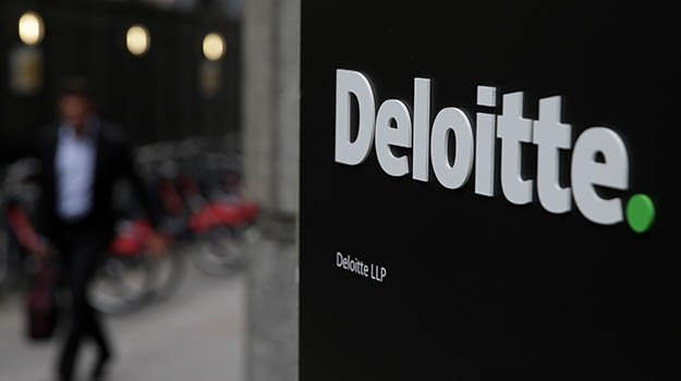 Deloitte has said it first became aware of possible accounting irregularities at Steinhoff in the course of its 2017 audit.