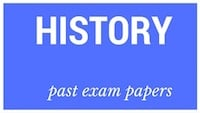Old matric papers history
