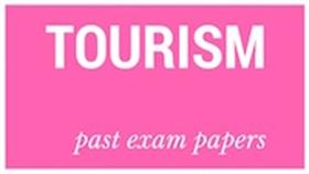 Old matric papers Tourism