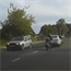 What just happened?! Bizarre crash shows rider smashing into fellow motorcyclist