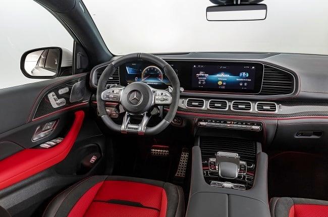 2021 Mercedes-AMG GLE 53 4MATIC+ Coupé