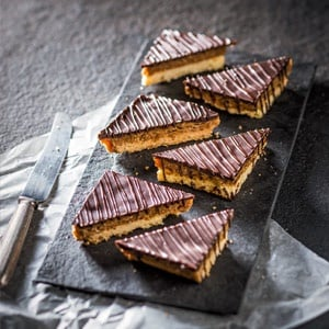 South African Millionaires Chocolate Cake Recipe