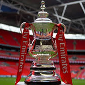 FA Cup trophy (Supplied)