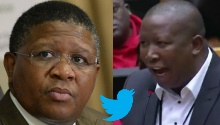 There's no 'beef' between Malema and Mbalula - EFF