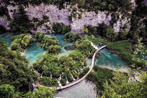 Plitvice, Kroasië