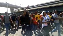 WATCH: #FeesMustFall protests at DUT and UKZN