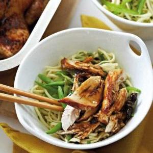 recipe, chicken, noodles, dinner,lunch