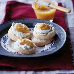 recipe, oranges, vanilla,sweet