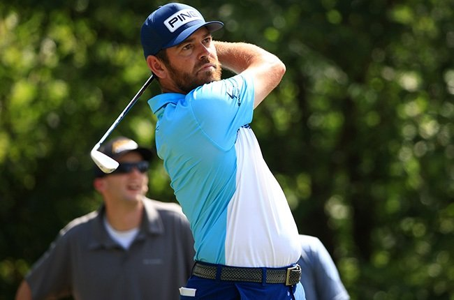 Louis Oosthuizen. (Photo by Mike Ehrmann/Getty Images)