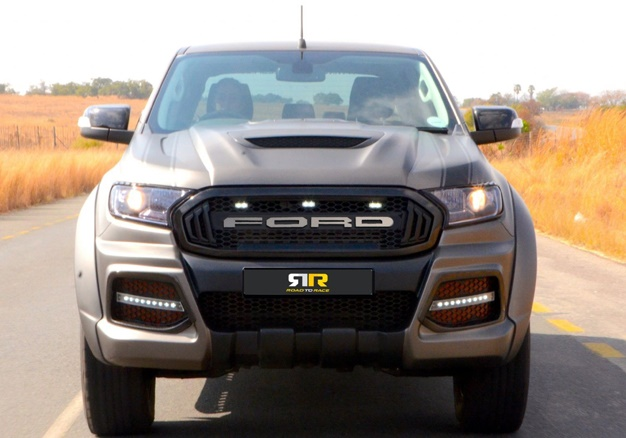 Monster Ranger V8: This Ford bakkie can reach 100km/h in 4 ...