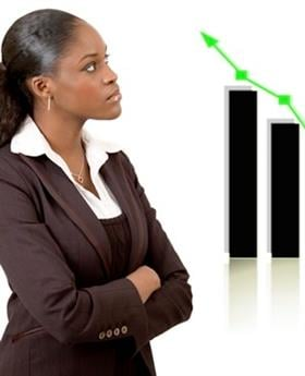 How a woman can move up the corporate ladder