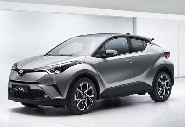 Geneva: Toyota's radical C-HR crossover headed for SA ...