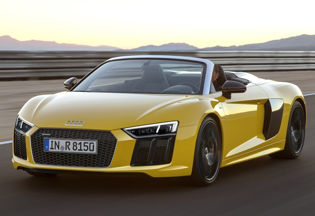 this is how much audi 39 s new r8 spyder costs in sa wheels24. Black Bedroom Furniture Sets. Home Design Ideas