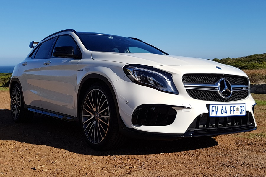 Mercedes benz updated gla new tech explained wheels24 for Mercedes benz latest technology