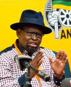 Enoch Godongwana. (Netwerk24)