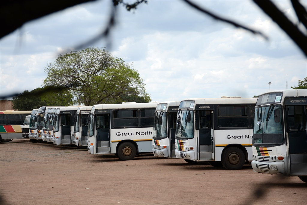 One service provider was allegedly paid in cash, debit orders and advance payments at the same time in one of several multimillion-rand irregular contracts signed by state-owned bus company Great North Transport (GNT) in Limpopo. Picture:  Joshua Sebola Photo by