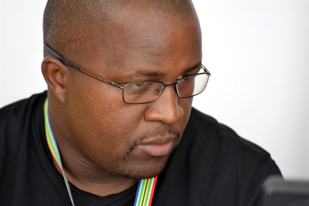 Cleopus Maunye, former secretary-general for the Bushbuckridge Residents Association