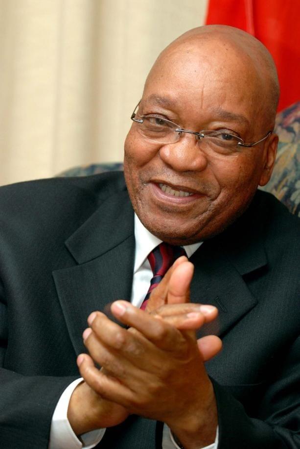 President Jacob Zuma. Picture: City Press/File