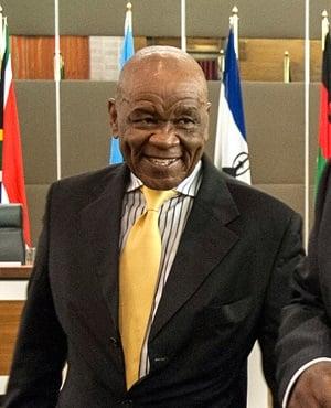 Lesotho Prime Minister Thomas Thabane. (Stefan Heunis, AFP).