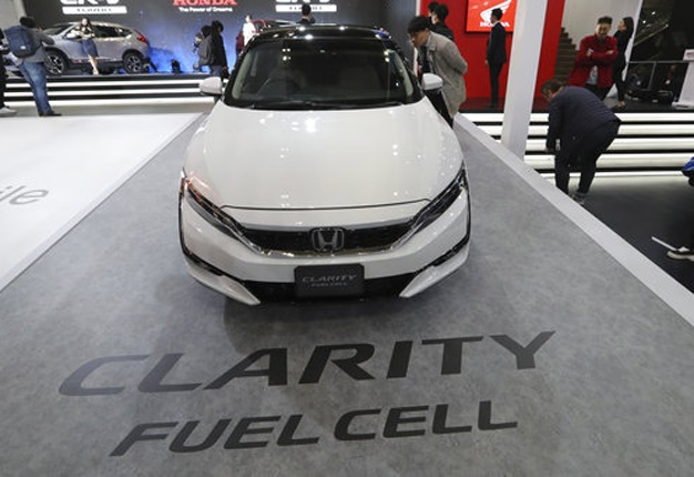 Hydrogen cars creep up on electric vehicles | Wheels24