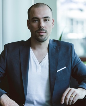 Thomas Pays, entrepreneurs and founder of of i-Pay