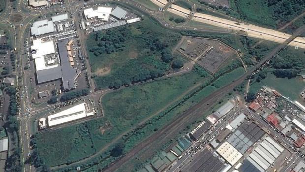 The polocrosse fields.