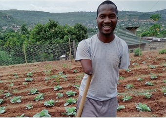 MY STORY   'I was born without hands – but that hasn't stopped me from becoming a farmer'