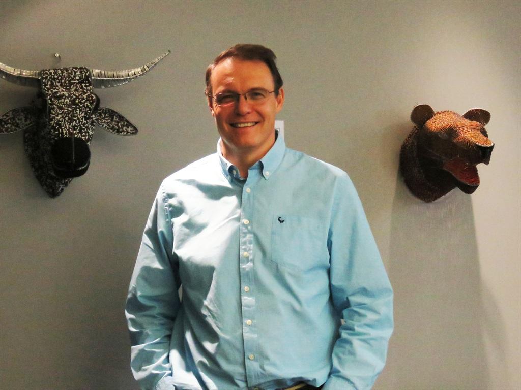 A2X CEO Kevin Brady. Pic:  Elvira Wood