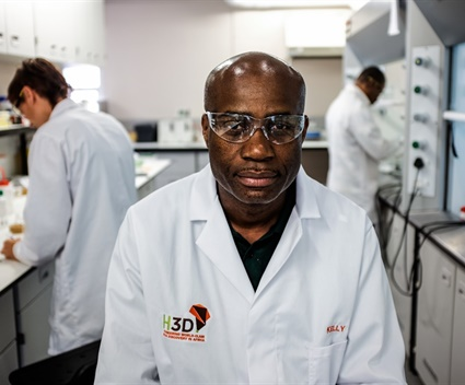 The scientist poised to save millions from the devastation of malaria