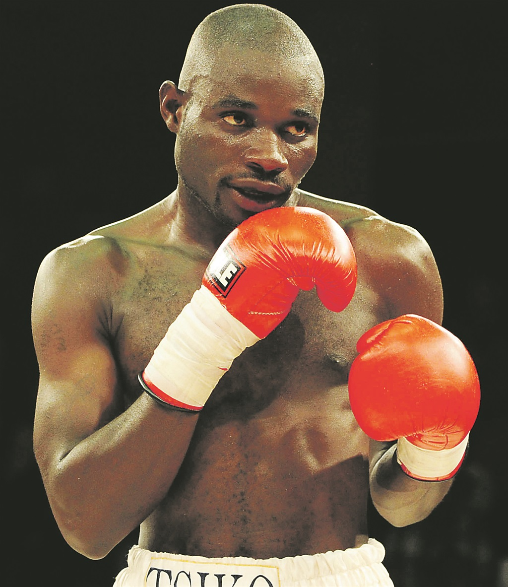 PUNCHER Tsiko Mulovhedzi says he is determined to mount a successful title defence in his home province.  Picture: Muzi Ntombela / BackpagePix
