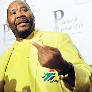 Pali Lehohla is South Africa's statistician general and the Head of Statistics South Africa. (Deaan Vivier)