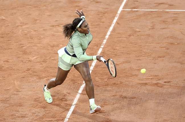 Serena Williams. (Photo by John Berry/Getty Images)