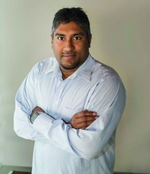 Vinny Lingham, serial entrepreneur. (Picture supplied).