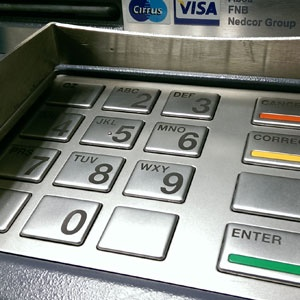 ATMs spit out cash without cards as smartphones take over