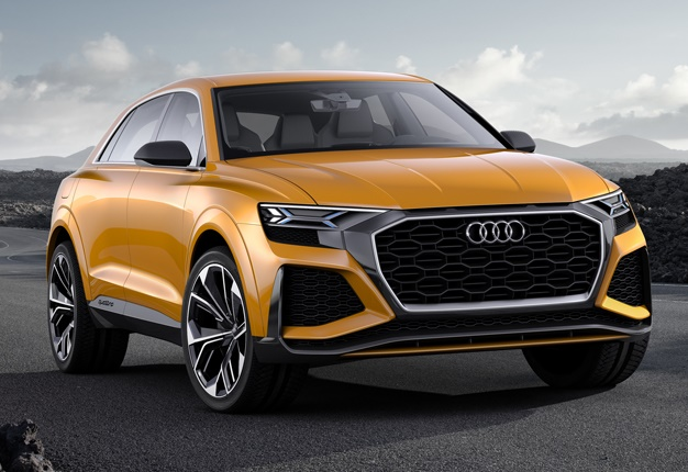 audi confirms new q4 q8 suv 39 s for sa wheels24. Black Bedroom Furniture Sets. Home Design Ideas