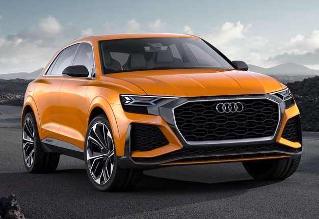 2018 audi electric suv. contemporary audi due in 2018 audi confirmed its largest suv offering the q8 will make  debut in south africa 2018 image newspress in 2018 audi electric suv