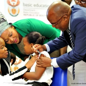 Northern Cape HPV vaccination for girls