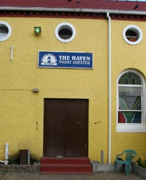 The Haven Night Shelter in Wynberg, Cape Town (website)