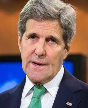 US Secretary of State John Kerry. (J Scott Applewhite, AP)