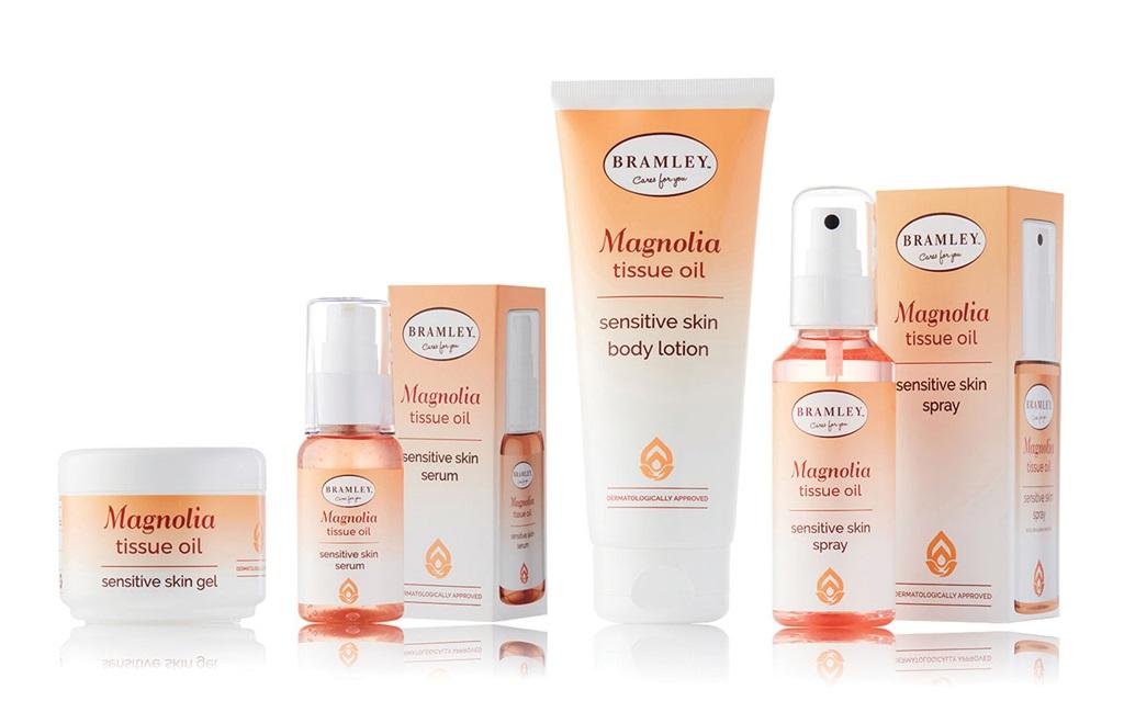 Bramley magnolia tissue oil
