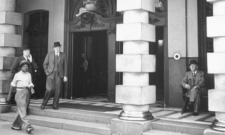 The Rand Club in 1943. (Hart Preston/Time & Life Pictures/Getty Images)