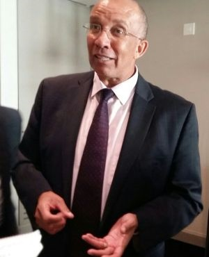 Government Chief Procurement Officer Kenneth Brown. (Jenni Evans, News24)