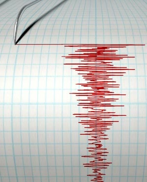 Earthquake monitor. (iStock)