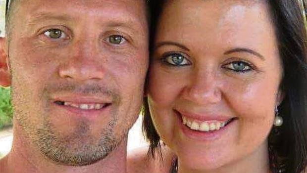 Riaan Havenga (left) said Taryn Heathcote was the love of his life and will be missed by everyone who knew her.