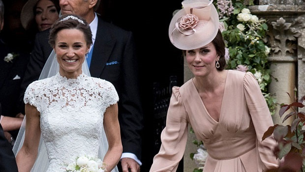 Best looks from royals and guests at Pippa Middleton's wedding