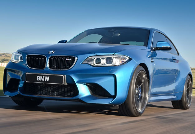 New M2 In Sa We Drive Bmw S New Entry Level M Peror Wheels24
