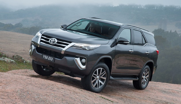 new car releases in south africaToyota SAs new Fortuner Details gallery  Wheels24