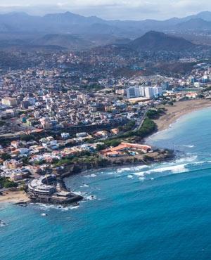 Praia, Cape Verde. (iStock)