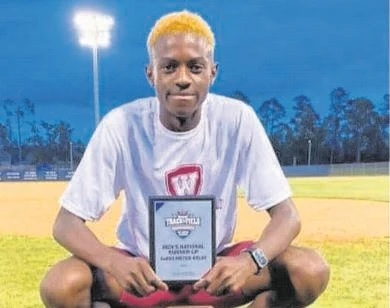 Pietermaritzburg's middle-distance runner Zola Sokhela was crowned the Track Athlete of the Year in the U.S.